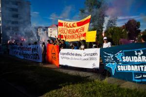11 Juni 2017 Abschiebe Demo in Dresden-25