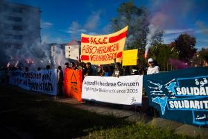 11 Juni 2017 Abschiebe Demo in Dresden-26