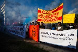 11 Juni 2017 Abschiebe Demo in Dresden-29