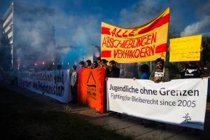 11 Juni 2017 Abschiebe Demo in Dresden-30
