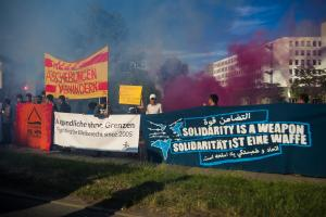 11 Juni 2017 Abschiebe Demo in Dresden-32