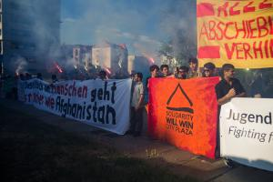 11 Juni 2017 Abschiebe Demo in Dresden-33