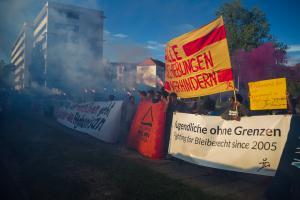 11 Juni 2017 Abschiebe Demo in Dresden-35