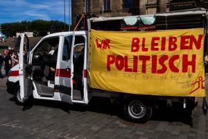 11 Juni 2017 Abschiebe Demo in Dresden-8