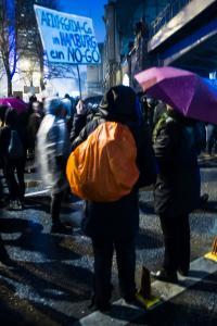 12. März 2018 Hamburg Merkel muss Weg Demo (6 von 21)
