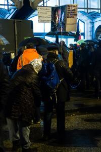 12. März 2018 Hamburg Merkel muss Weg Demo (8 von 21)