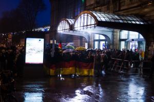 12. März 2018 Hamburg Merkel muss Weg Demo (1 von 21)