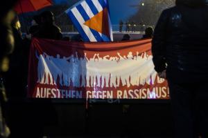 12. März 2018 Hamburg Merkel muss Weg Demo (5 von 21)