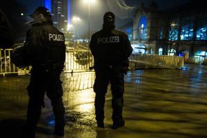 12. März 2018 Hamburg Merkel muss Weg Demo (9 von 21)