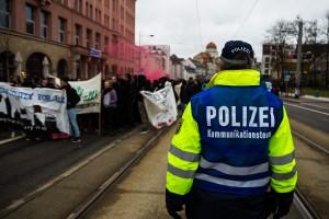 18. März Die Rechte in Leipzig-1