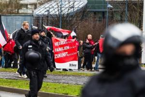 18. März Die Rechte in Leipzig-24