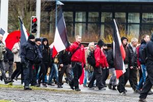 18. März Die Rechte in Leipzig-26