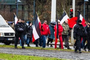 18. März Die Rechte in Leipzig-27