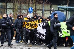 18. März Die Rechte in Leipzig-28