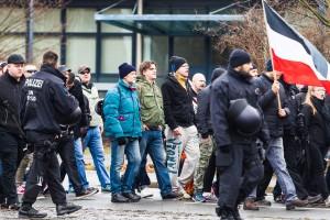 18. März Die Rechte in Leipzig-33