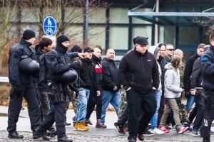 18. März Die Rechte in Leipzig-34