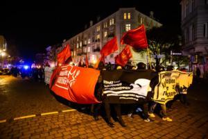 18-11-2020 Hamburg Demo gegen AFD (16 von 33)