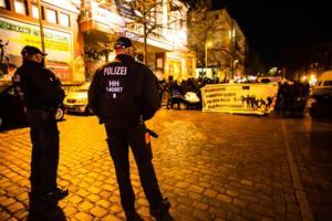 18-11-2020 Hamburg Demo gegen AFD (3 von 33)