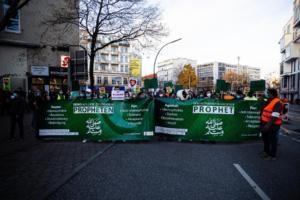 20. November 2020 Hamburg Salafisten Demo (10 von 37)