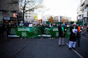 20. November 2020 Hamburg Salafisten Demo (11 von 37)