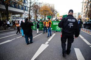 20. November 2020 Hamburg Salafisten Demo (16 von 37)