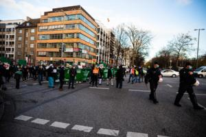 20. November 2020 Hamburg Salafisten Demo (17 von 37)
