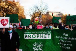 20. November 2020 Hamburg Salafisten Demo (19 von 37)