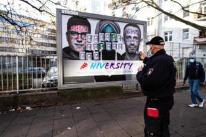 20. November 2020 Hamburg Salafisten Demo (1 von 37)