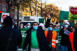 20. November 2020 Hamburg Salafisten Demo (20 von 37)