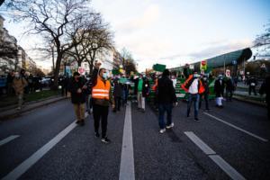 20. November 2020 Hamburg Salafisten Demo (21 von 37)