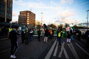 20. November 2020 Hamburg Salafisten Demo (22 von 37)
