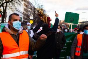 20. November 2020 Hamburg Salafisten Demo (24 von 37)