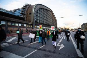 20. November 2020 Hamburg Salafisten Demo (25 von 37)