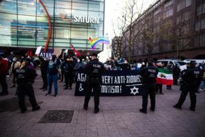 20. November 2020 Hamburg Salafisten Demo (26 von 37)