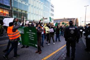20. November 2020 Hamburg Salafisten Demo (28 von 37)