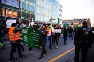 20. November 2020 Hamburg Salafisten Demo (29 von 37)