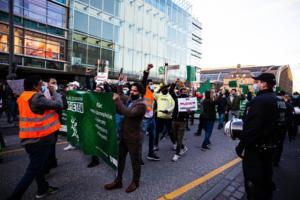 20. November 2020 Hamburg Salafisten Demo (30 von 37)