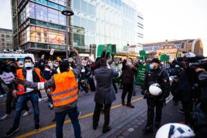 20. November 2020 Hamburg Salafisten Demo (31 von 37)