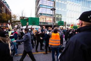 20. November 2020 Hamburg Salafisten Demo (34 von 37)