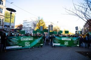 20. November 2020 Hamburg Salafisten Demo (4 von 37)