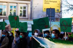 20. November 2020 Hamburg Salafisten Demo (5 von 37)