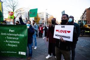 20. November 2020 Hamburg Salafisten Demo (6 von 37)