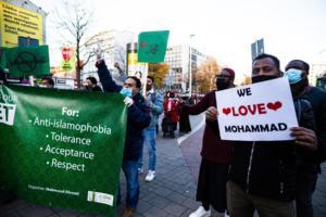 20. November 2020 Hamburg Salafisten Demo (7 von 37)