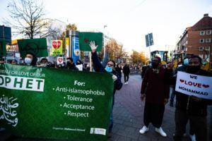 20. November 2020 Hamburg Salafisten Demo (8 von 37)