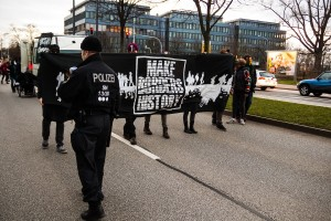 20. März Asylrecht Demo-3