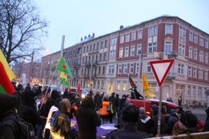 Afrin Demo in Dresden 4