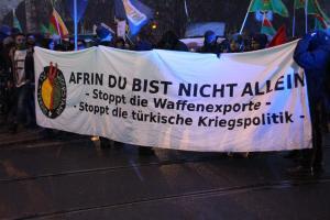 Afrin Demo in Dresden 6