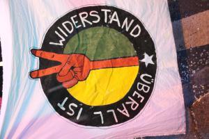 Afrin Demo in Dresden 3