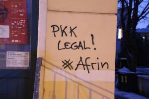 Afrin Demo in Dresden 8