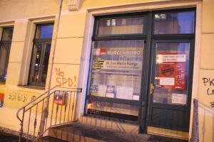 Afrin Demo in Dresden 11